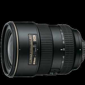لنز نیکون مدل AF-S DX Zoom – Nikkor 17-55mm f/2.8G IF-ED/DX Format