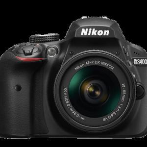 دوربین دیجیتال نیکون مدل Nikon Digital Camera D3400/DX Format