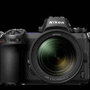 دوربین دیجیتال بدون آئینه نیکون مدل Nikon mirrorless Digital Camera Z7/FX Format
