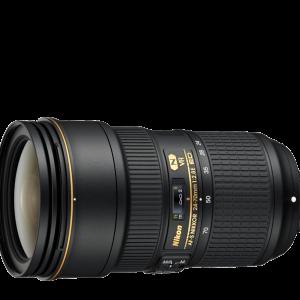 لنز نیکون مدل AF-S Nikkor 24-70mm f/2.8E ED VR