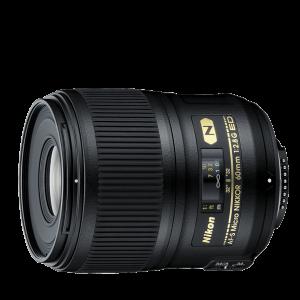 لنز نیکون مدل  Nikon AF-S Micro NIKKOR 60mm f/2.8G ED