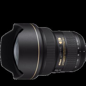 لنز نیکون مدل AF-S Nikkor 14-24mm f/2.8G ED/FX