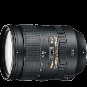 لنز نیکون مدلNikkor AF-S 28-300mm f/3.5-5.6G ED VR