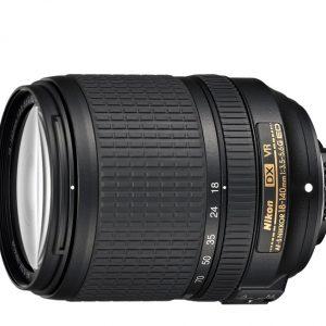 لنز نیکون مدل AF-S DX Nikkor 18-140mm f/3.5-5.6 ED VR
