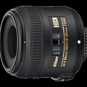 لنز نیکون مدل AF-S DX Micro Nikkor 40mm f/2.8G/DX Format