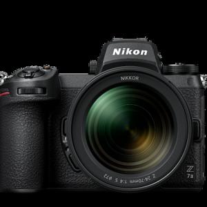 دوربین دیجیتال بدون آئینه نیکون مدل Nikon mirrorless Digital Camera Z7ll – FX Format
