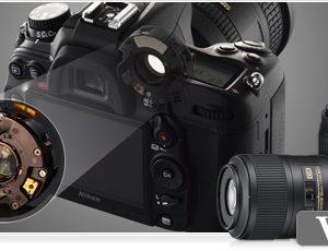 لنز نیکون مدل AF-S DX Nikkor 16-85mm f/3.5-5.6G ED VR/DX Format